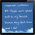 misspansea confessions