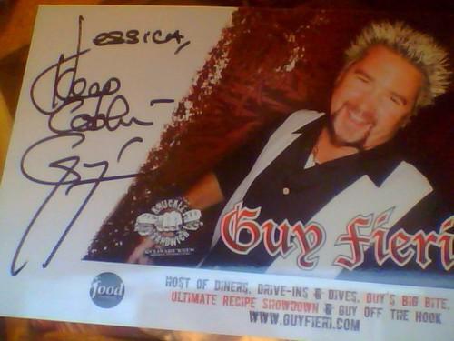 my autographs <3 :)