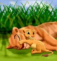 nala_and_sarafina - lion-king-fathers-and-mothers photo