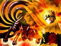 naruto and ninetails