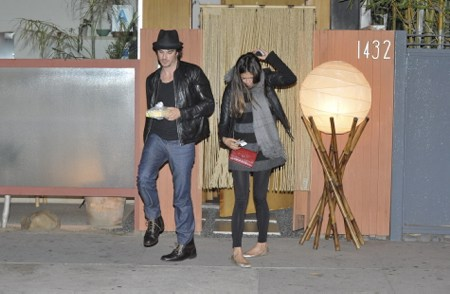 nian june 6 - ian-somerhalder-and-nina-dobrev Photo