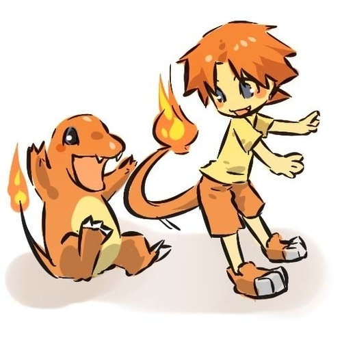 pokemon as humans