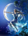 sari the moon goddess - kyuubi-and-sari icon