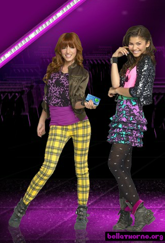 Shake It Up wallpaper containing a concert titled shake it up