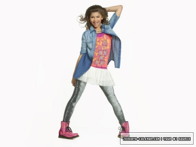 Shake It Up wallpaper with an outerwear, a hip boot, and long trousers titled shake it up