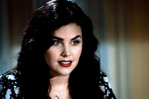 Sherilyn Fenn wallpaper probably containing a portrait called sherilyn