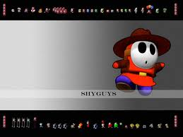 shy guy wearing a hat