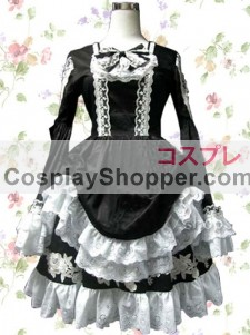 Lolita দেওয়ালপত্র probably containing an overskirt and a polonaise entitled so cute!!!!love the look!!!