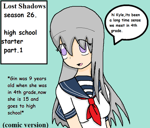 this is only a review of the comic. - yuki-and-her-friends Photo