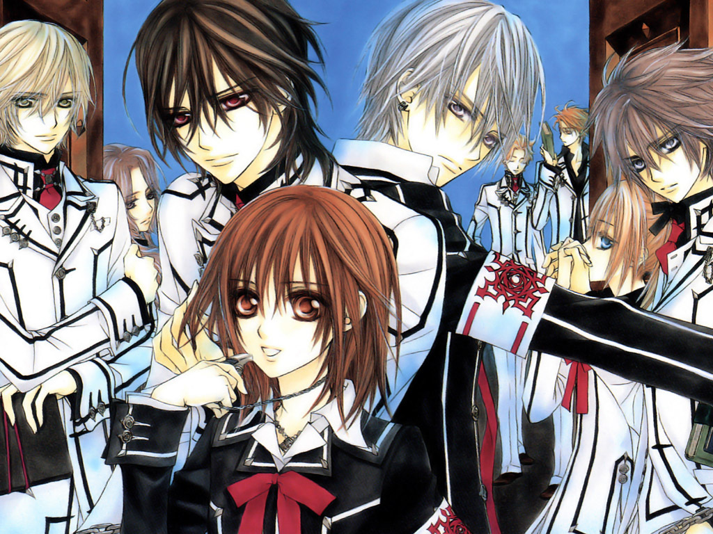 vampire knight wallpaper - photo #2