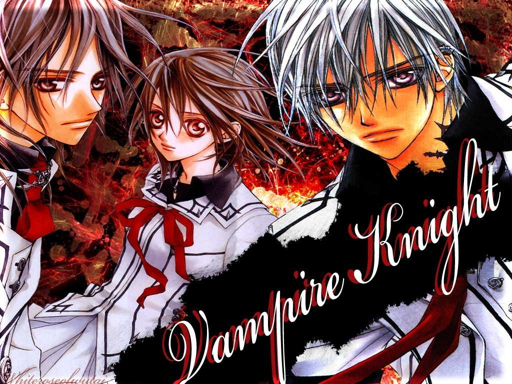 vampire knight wallpaper hd - photo #45
