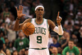 win game 3 vs ehat - rajon-rondo photo