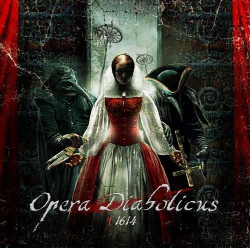 """""""†1614"""" Official Album Cover"""