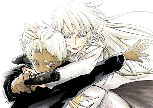 3 - Jormungand (anime) Fan Art (31133671) - Fanpop