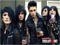 ★BVB Download Festival 2012 ☆ - black-veil-brides wallpaper