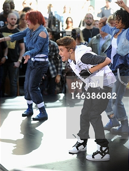 #BieberTODAY
