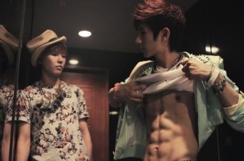 Jungmin & Minwoo