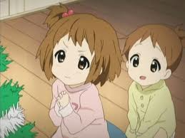 ~K-ON!~ Yui and Ui