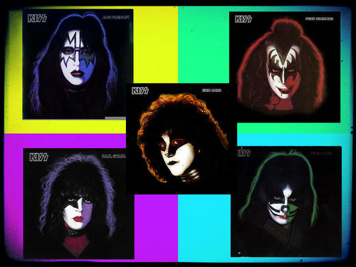 Rakshasa's World of Rock N' Roll wallpaper titled ★ Kiss ☆