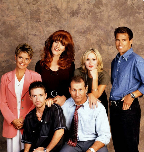 Married with Children wallpaper possibly with a well dressed person and a portrait called  Married with Children