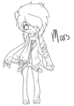 ~Mars Chibi~ (c) MysteryDiamond95 - mars-mashumaro-the-panda fan art