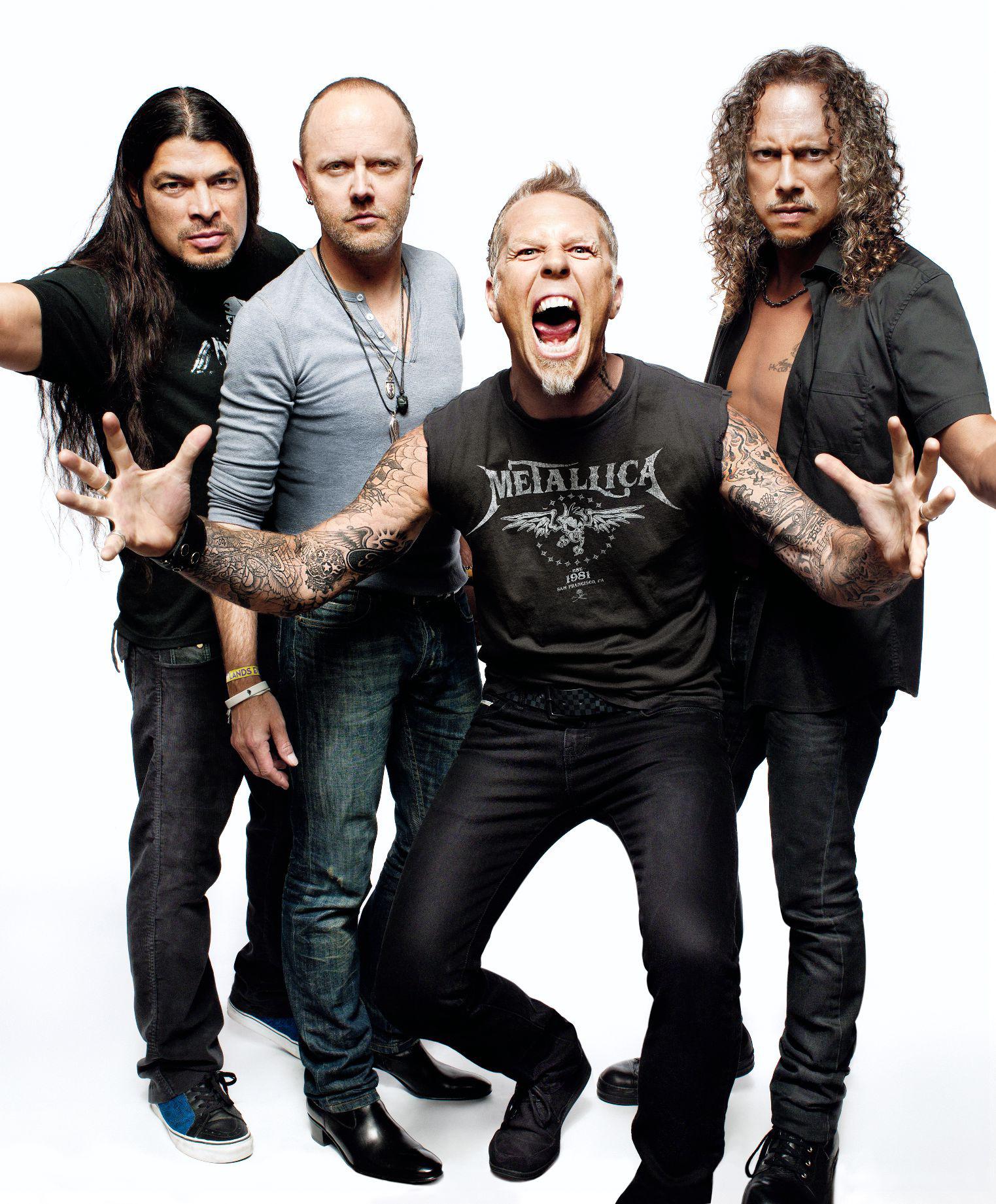 Metallica - Metallica Photo (31189793) - Fanpop
