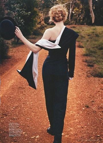 Nicole Kidman for Harper's Bazaar Australia 2012