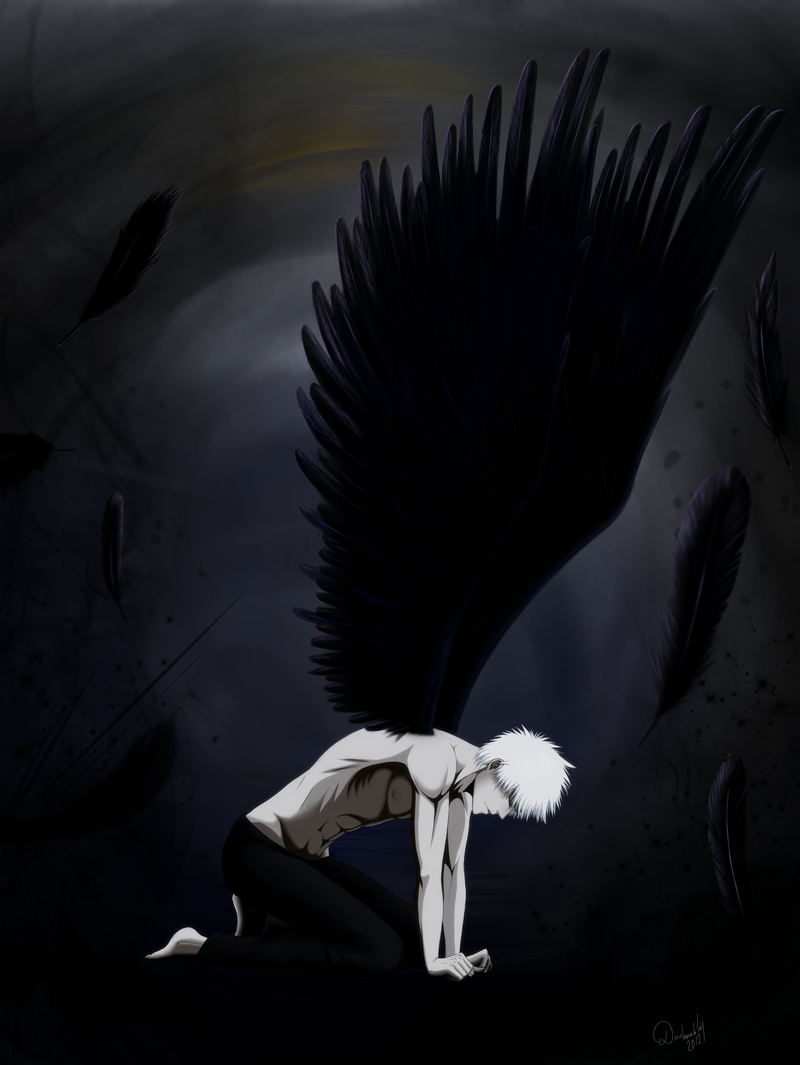 """Shattered Angel"""