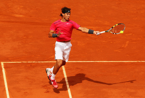 """The King of Clay"" - tennis Photo"