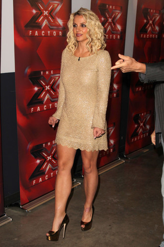 """The X Factor"" Auditions In San Francisco [16 June 2012] - britney-spears Photo"