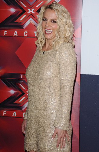 "Britney Spears wallpaper called ""The X Factor"" Auditions In San Francisco [16 June 2012]"