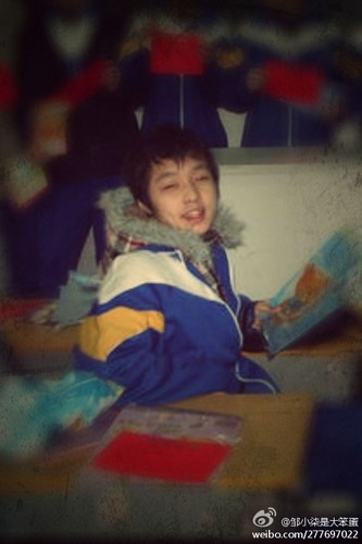 ♥ Young Zhang Yixing ♥