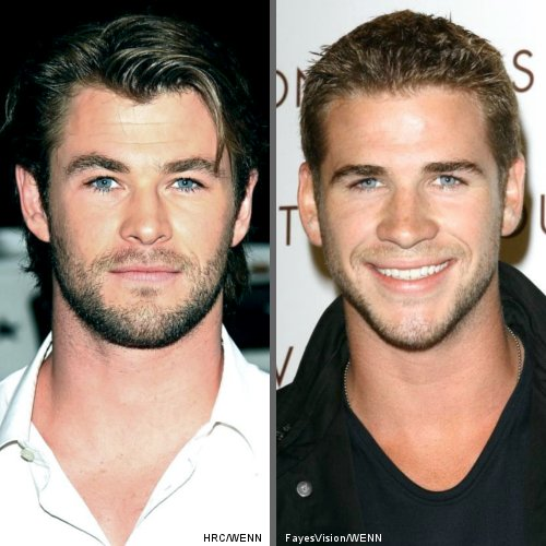 hemsworth - chris-and-liam-hemsworth Photo