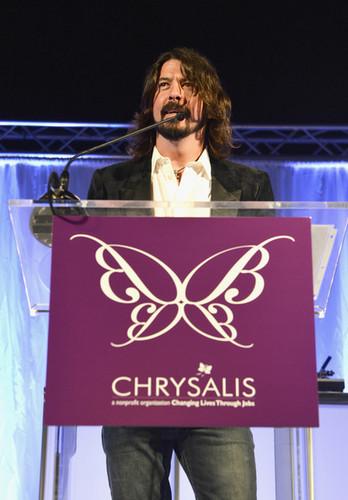 11th Annual Chrysalis con bướm, bướm Ball - Inside