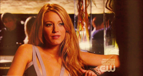 Serena van Der Woodsen wolpeyper possibly with attractiveness and a portrait entitled 2.04 - The Ex-Files