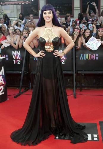 2012 Much Musik Video Awards In Toronto [17 June 2012]