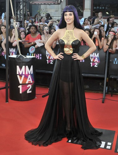 Katy Perry wallpaper titled 2012 MuchMusic Video Awards In Toronto [17 June 2012]