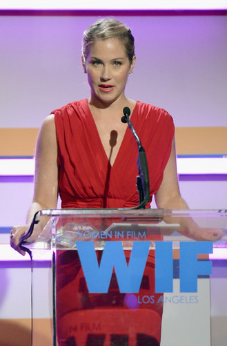2012 Women In Film Crystal + Lucy Awards - Inside