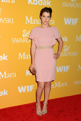 2012 Women In Film Crystal + Lucy Awards - cobie-smulders Photo