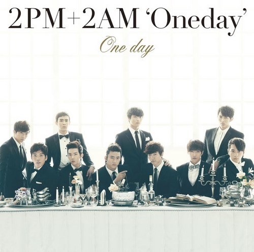 "2PM + 2AM ""OneDay' cover"