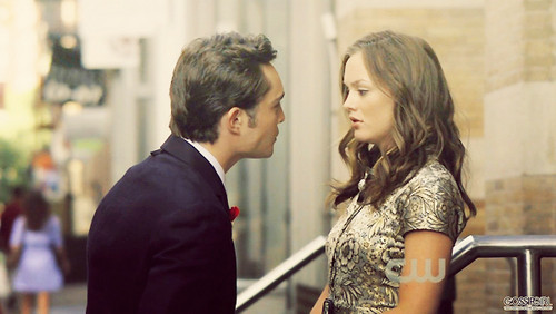 Gossip Girl wallpaper with a business suit titled 3x01 - REVERSALS OF FORTUNE