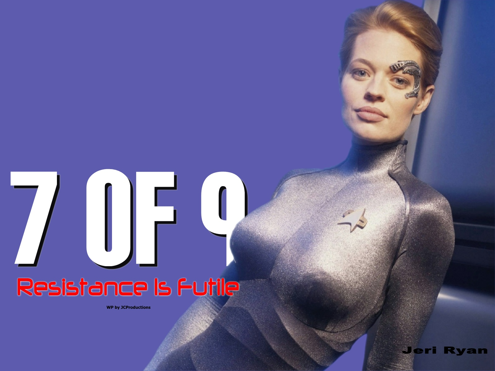 All seven of nine sex consider