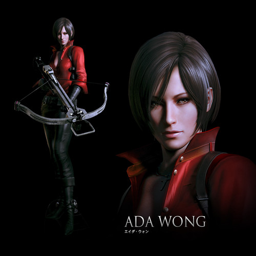 Resident Evil wallpaper probably with a concert titled ADA WONG - RE6