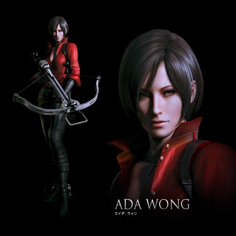 Ada wong resident evil mod 4