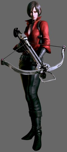 Resident Evil wallpaper probably with a hip boot entitled ADA WONG - Resident Evil 6