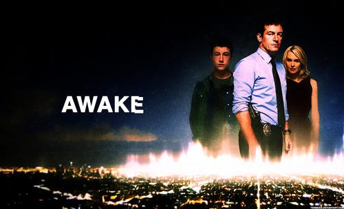 AWAKE kertas dinding