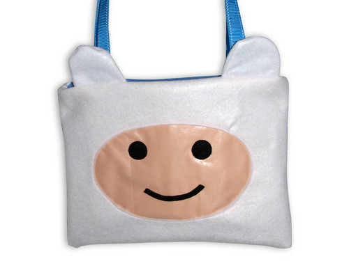 Adventure Time Finn Bag