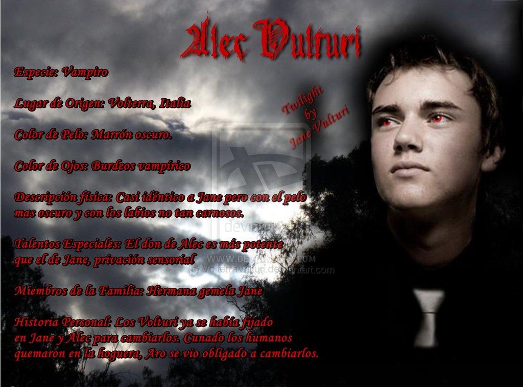 Alec Of The Volturi Images Alec Fanart Hd Fond Décran And