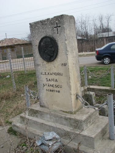 Alexandru Sahia (October 11, 1908—August 12, 1937)