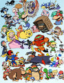 All Them Smash Bros. - super-smash-bros-brawl photo